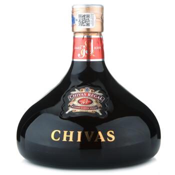 Chivas芝华士 J&J创始纪念版 苏格兰威士忌 700ml