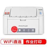奔图(PANTUM)P2206NW 黑白激光打印机 498元