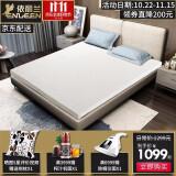 EVENILAND 依丽兰 天然乳胶床垫 FT- B 1800*2000mm 1299元包邮(需用券)