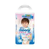 尤妮佳(moony) 男婴拉拉裤 L44片 *8件+凑单品 470.55元(合 58.82元/件)