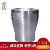 历史低价:京造 不锈钢保温保冷杯 280ml *3件 97元(双重优惠)