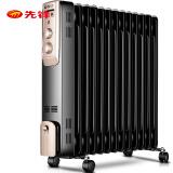 19日14点:先锋取暖器 电暖器 家用电暖气片 电热油汀 13片大面积取暖 静音节能 干衣加湿DYT-Z2 268元