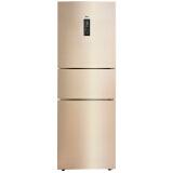 美的(Midea)258升 三门冰箱 变频无霜 一级能效 宽幅变温精准保鲜 电冰箱 睿智金 BCD-258WTPZM(E)2699元 2699.00