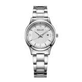 精工(SEIKO)手表 原装进口商务休闲防水抗磁钢带女表SXDG93J1+凑单品 810元(需用券)