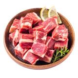 京东PLUS会员:DAMUHAN 民维大牧汗 手切牛肉块 800g 47.9元,可优惠至24元