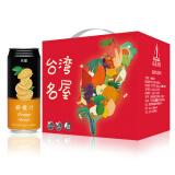 进口饮料果汁橙汁礼盒 中国台湾进口饮品 名屋橙汁饮料485ml *2件 49.8元(合24.9元/件)