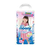 moony 尤妮佳 女婴用拉拉裤 XXL26片 *3件 189.05元含税包邮