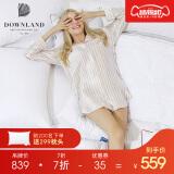 英国顶级寝具品牌,Downland 精梳长绒棉面料 Thermo远红外纤维被200×230cm