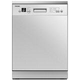 11日0点、双11预告:TOSHIBA 东芝 DWT1-1411 14套 全自动独立式家用洗碗机 1999元包邮