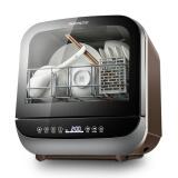 13日6点:Joyoung 九阳 X5 台式全自动洗碗机 1598元包邮