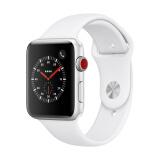 16点: Apple Watch Series 3智能手表(GPS+蜂窝网络款、42毫米、MTGX2CH/A)