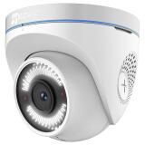 萤石 C4 1080P 6mm 摄像头 防水30米夜视 海螺半球安防监控无线wifi智能家用室外双向语音 269元