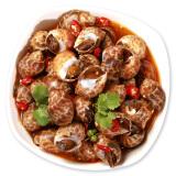 京东PLUS会员:隆洋 麻辣小海螺 300g *2件 可折至12.97元/件。