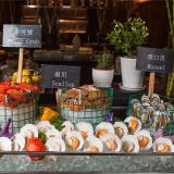 吃货福利:苏州万豪酒店亚洲风尚餐厅 自助晚餐 1大1小 168元起/人