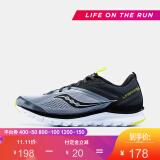 双11预售:saucony 圣康尼 LITEFORM MILES S40007 男子跑步鞋 179元 包邮(需 20元定金)