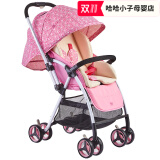 Happy Dino 小龙哈彼 LC579-V172 高景观婴儿推车 499元包邮(需用券) 499.00