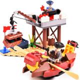 COODY 古迪 海岸防线 积木玩具 12.91元包邮(需用券)