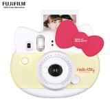 富士(FUJIFILM)INSTAX 一次成像相机  HelloKitty特别定制版相机 红蝴蝶结 699元