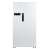¥4099 SIEMENS 西门子 KA92NV02TI 610L 对开门冰箱