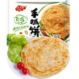 乐麦点 台湾手抓饼 20片(共2kg) 19.9元