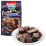 loacker 莱家 粒粒装 威化 巧克力味 125g 袋装 25元,可 满199-100