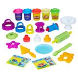 Play-Doh 培乐多 创意厨房系列 B9741 蛋糕烘焙套装 *2件+凑单品 100元(合 50元/件)