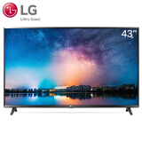 LG 43LG63CJ-CA 43英寸 超高清4K 液晶电视机 2659元包邮