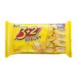 康师傅 3+2 苏打夹心饼干 香浓奶油味 500g *8件 100元(合12.5元/件)