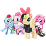 孩之宝(Hasbro) 小马宝莉 四只装 *2件+凑单品 104.1元(合 52.05元/件)