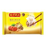 湾仔码头 速冻水饺 菌菇三鲜口味 36只 720g 27.5元,可优惠至13.75元