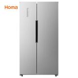 奥马(Homa) BCD-452WK 对开门冰箱 452升 2299元