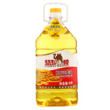 骆驼唛 食用油 香港品质 食用调和油4L 29.9元