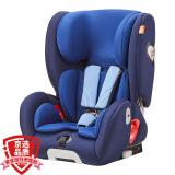 gb好孩子高速汽车儿童安全座椅 ISOFIX接口 SIP 侧撞保护系统CS860-N016 藏青蓝(9个月-12岁) 1549元包邮