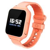 小寻 彩屏版 儿童智能手表 粉橙色129元