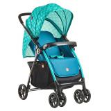 gb好孩子婴儿推车 可坐可躺轻便折叠双向推行婴儿车 绿色C261-Q206GG 券后 321元