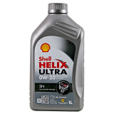 Shell 壳牌 Helix Ultra 超凡灰喜力 全合成机油 0W-20 SN 1L *8件 408.32元包邮包税