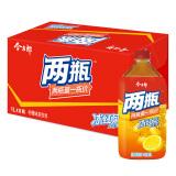 今麦郎 冰红茶(柠檬味茶饮料)1升*8瓶 整箱 *2件 44.85元(合 22.43元/件)