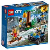 乐高 玩具 城市组 City 山地特警入门套装 60171 *5件 415元(合 83元/件)