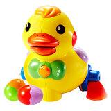 澳贝(AUBY) 463318DS 乖乖小鸭 婴儿玩具 44.5元