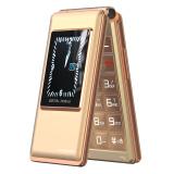 18点:Coolpad 酷派 V66 老人机 铂光金 159元包邮