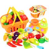 beiens 贝恩施 切水果益智玩具 17件套 *3件 78.79元包邮(合26.26元/件,需用券)