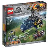 新品好价!乐高(LEGO) 侏罗纪世界 Blue的直升机追踪 75928 354元