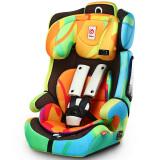 Ganen 感恩 阿瑞斯 儿童安全座椅 isofix硬接口 9月-12岁 多色可选 579元包邮