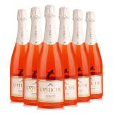 京东PLUS会员:Vina Inigo 宜兰树 灰燕百露香起泡酒 750ml*6瓶 158元,可低至82.03元/件