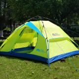 MOBI GARDEN 牧高笛 EXZQU61005 3-4人自动速搭帐篷134.5元包邮 134.50