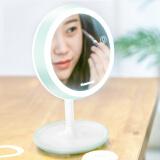 松下化妆镜台灯装饰灯可充电便携式创意礼品台灯HHLT0626G浅绿礼品199元