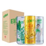 日加满 能量包量贩装(组合口味)250ml*24瓶 29.9元(49.9-20)