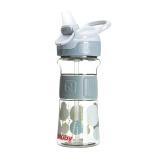 Nuby 努比 Tritan系列 儿童吸管杯 灰色*4+凑单品 *4件 206元(合 51.5元/件)