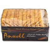 安维(Anwell)美国进口 原味薯饼 620g 冷冻薯饼 *8件 107.8元(合 13.48元/件)