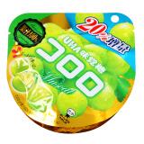 悠哈(UHA)青葡萄味 味觉糖 48g *3件 19.2元(合 6.4元/件)